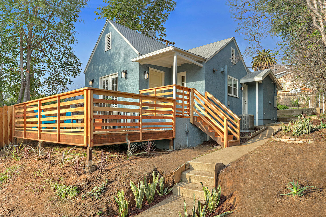 Glassell Park Homes