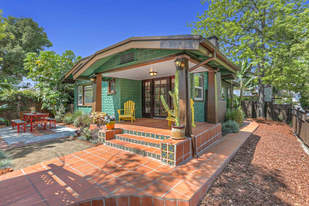 Tracy Do Real Estate presents 1149 Manzanita St, a craftsman home in Silver Lake, Los Angeles