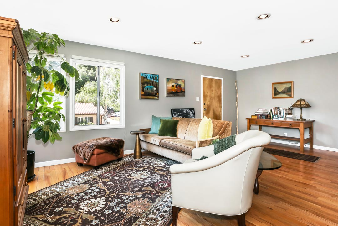 2281 India St SIlver Lake Duplex for Sale Tracy Do Compass