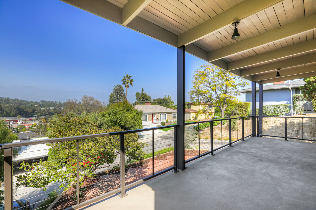 195 Sequoia Dr Pasadena Mid-Century Home for Sale Tracy Do Compass