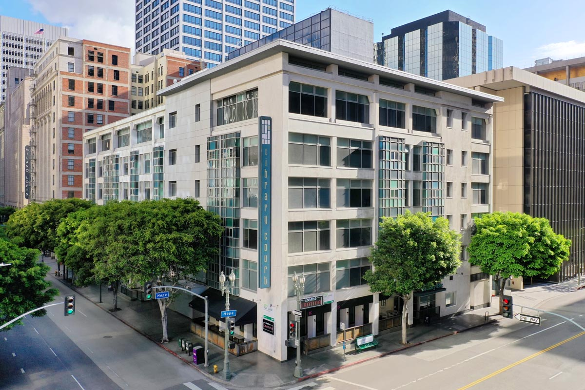 630 W 6th St #411 Downtown LA Condo for Sale Tracy Do Compass