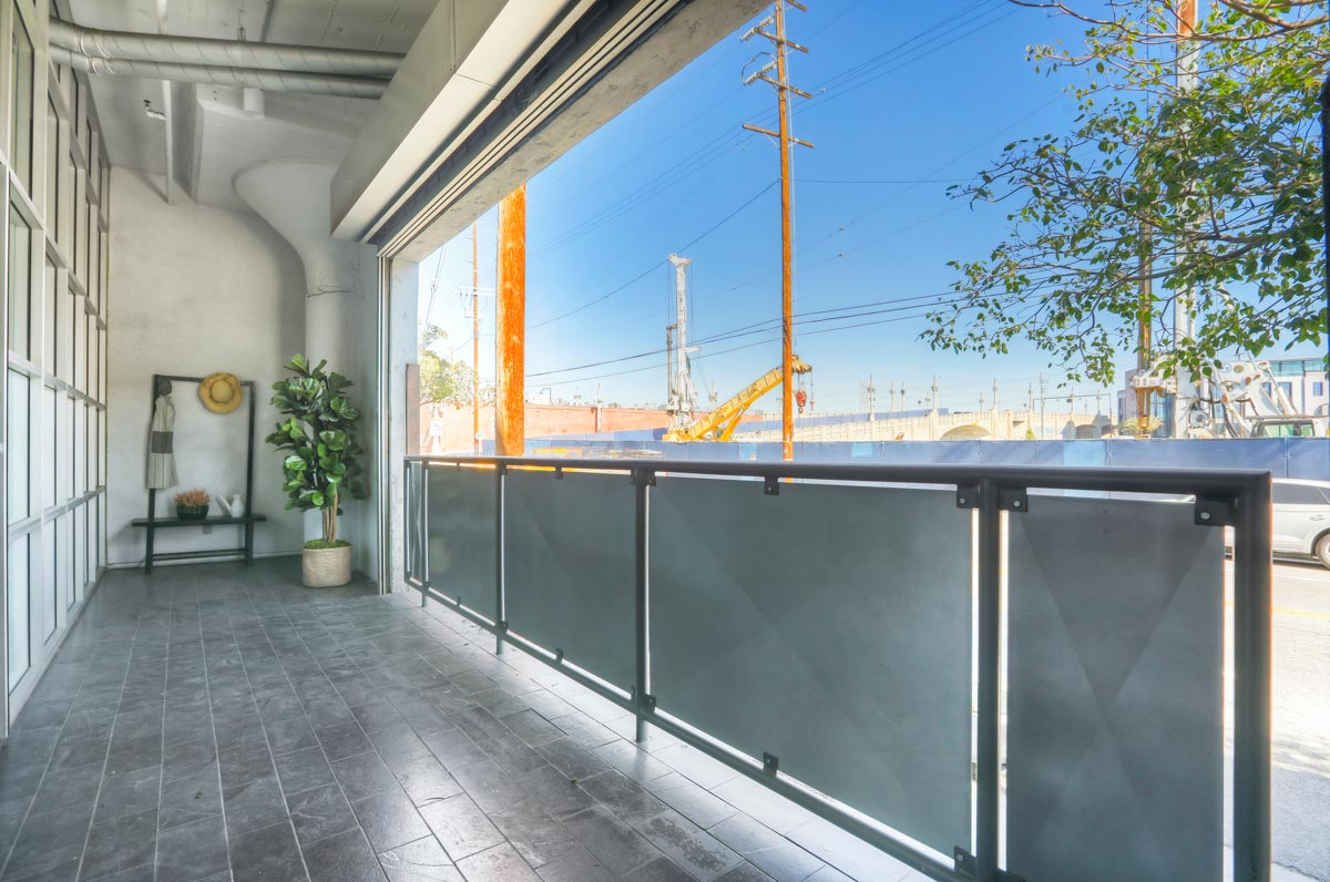 530 Molino St #111 Arts District Loft for Sale Tracy Do Compass
