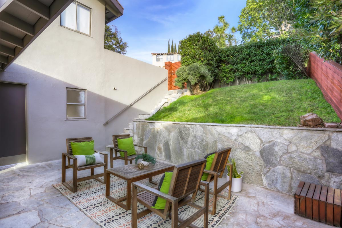 3856 Franklin Ave Los Feliz Home for Sale Tracy Do Compass