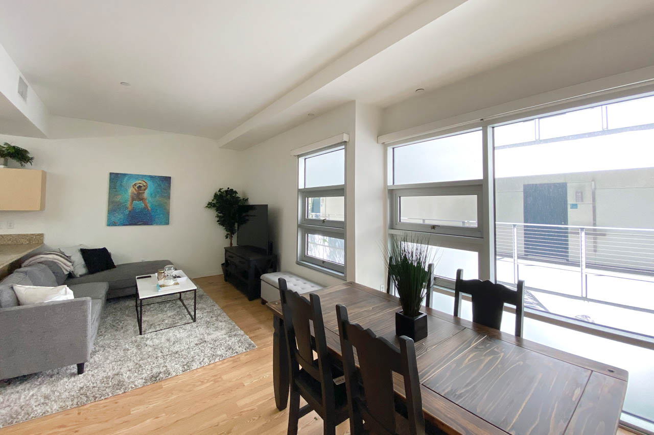 630 W 6th St #406 DTLA Library Court Condo for Rent Tracy Do Compass