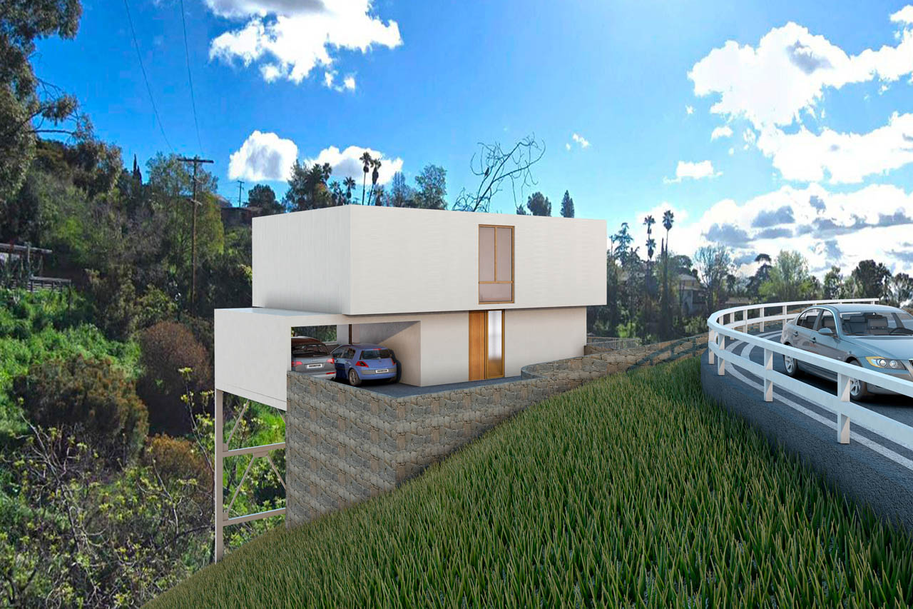 631 N Glenalbyn Pl Mt Washington Land for Sale