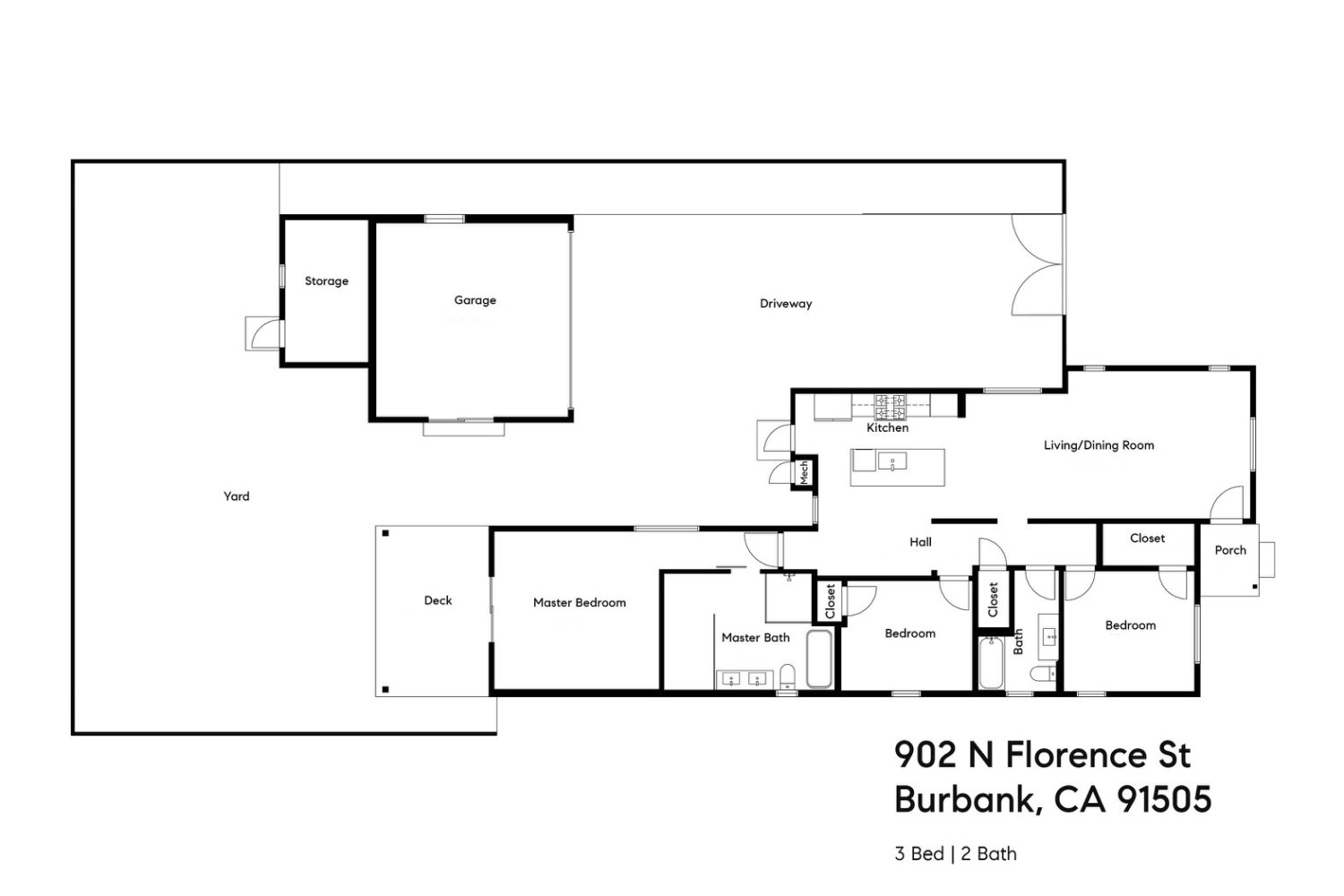 902 N Florence St Burbank Home for Sale Tracy Do Compass