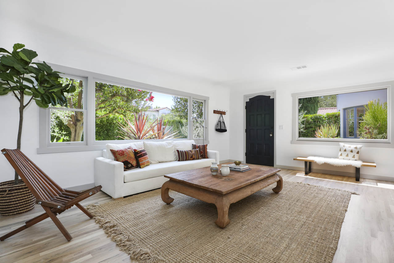1929 N Oxford Ave Los Feliz Home for Sale Tracy Do Compass Real Estate