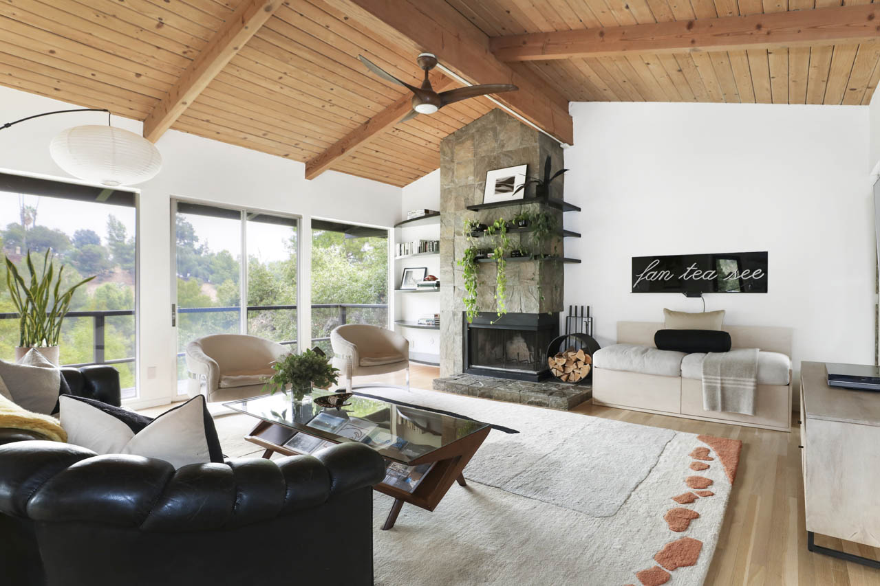 4626 Glenalbyn Dr Mt Washington Mid-Century Home for Sale Tracy Do Compass Real Estate
