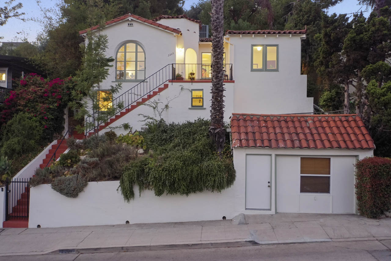 2209 Valentine St Echo Park Home for Sale Tracy Do Compass Real Estate