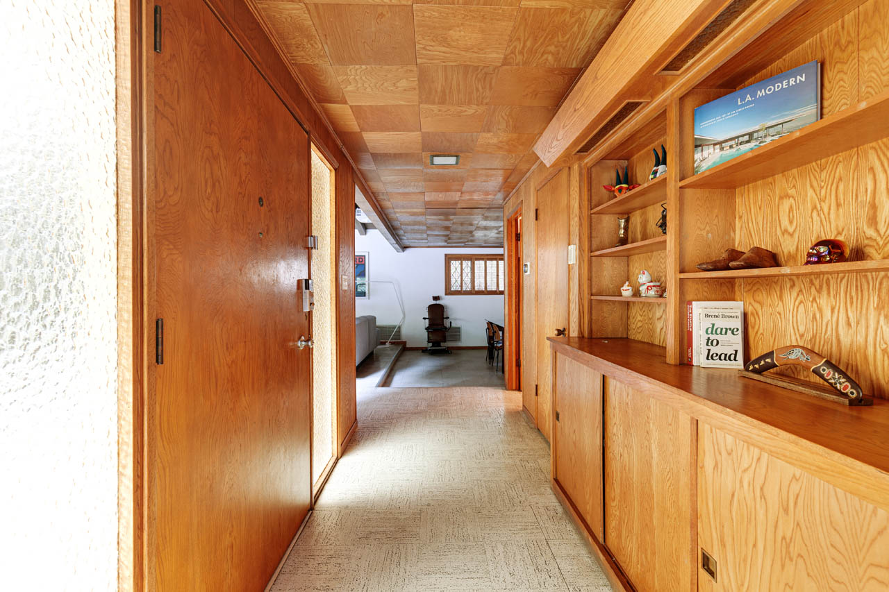 4753 Forman Ave Toluca Lake Mid-Century Modern Home for Sale Tracy Do Compass Real Estate