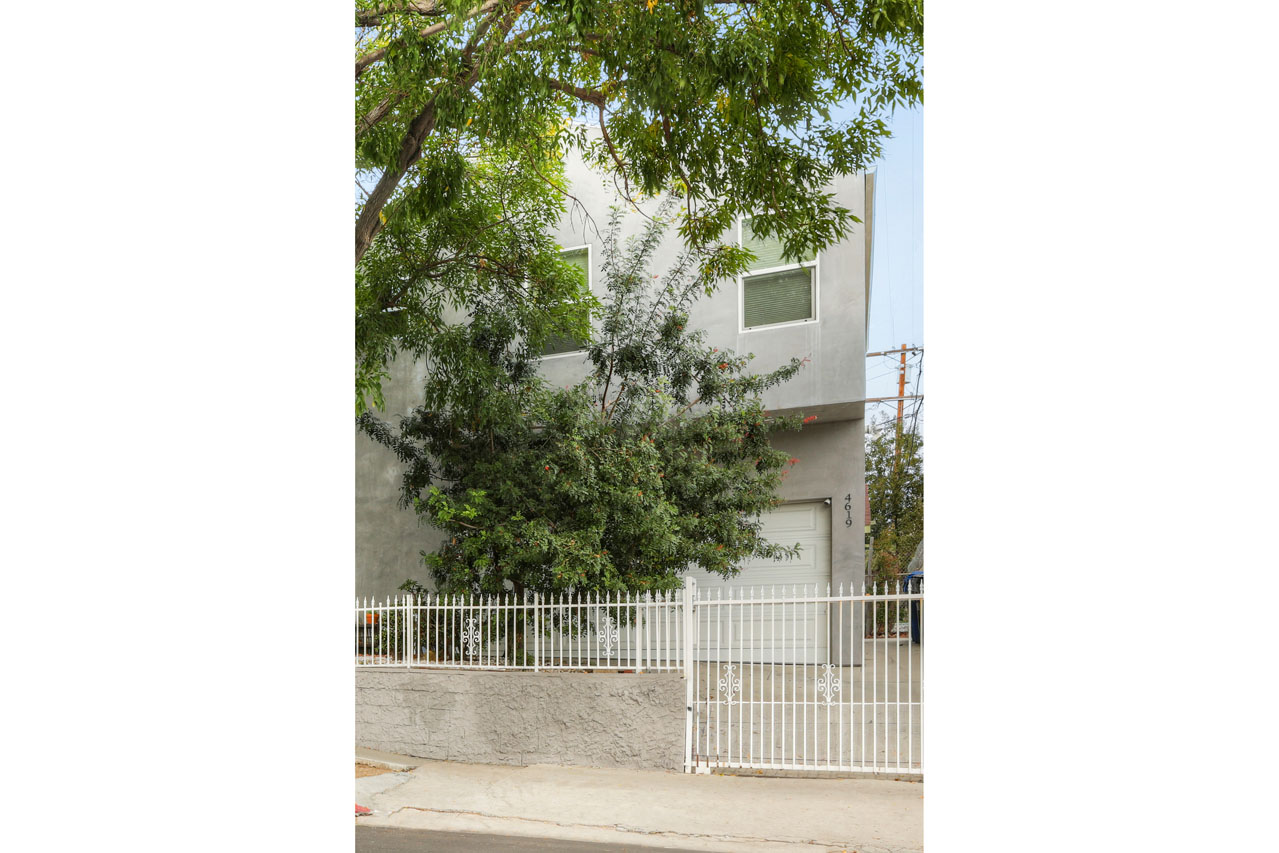 4619 & 4621 Oakwood Ave Los Angeles Duplex for Sale Tracy Do Compass Real Estate