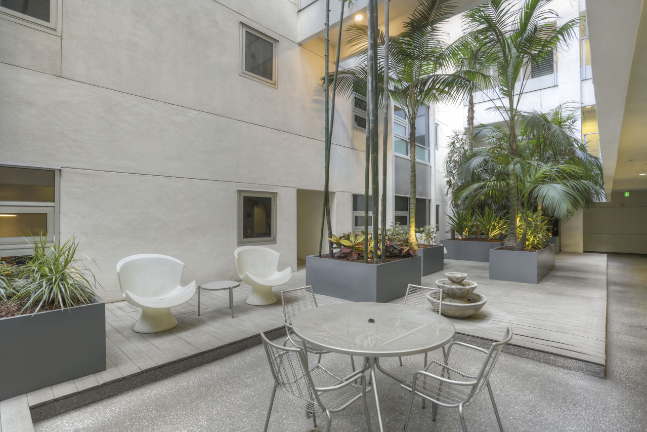 630 W 6th St #309 DTLA Condo for Sale Library Court Tracy Do Compass Real Estate