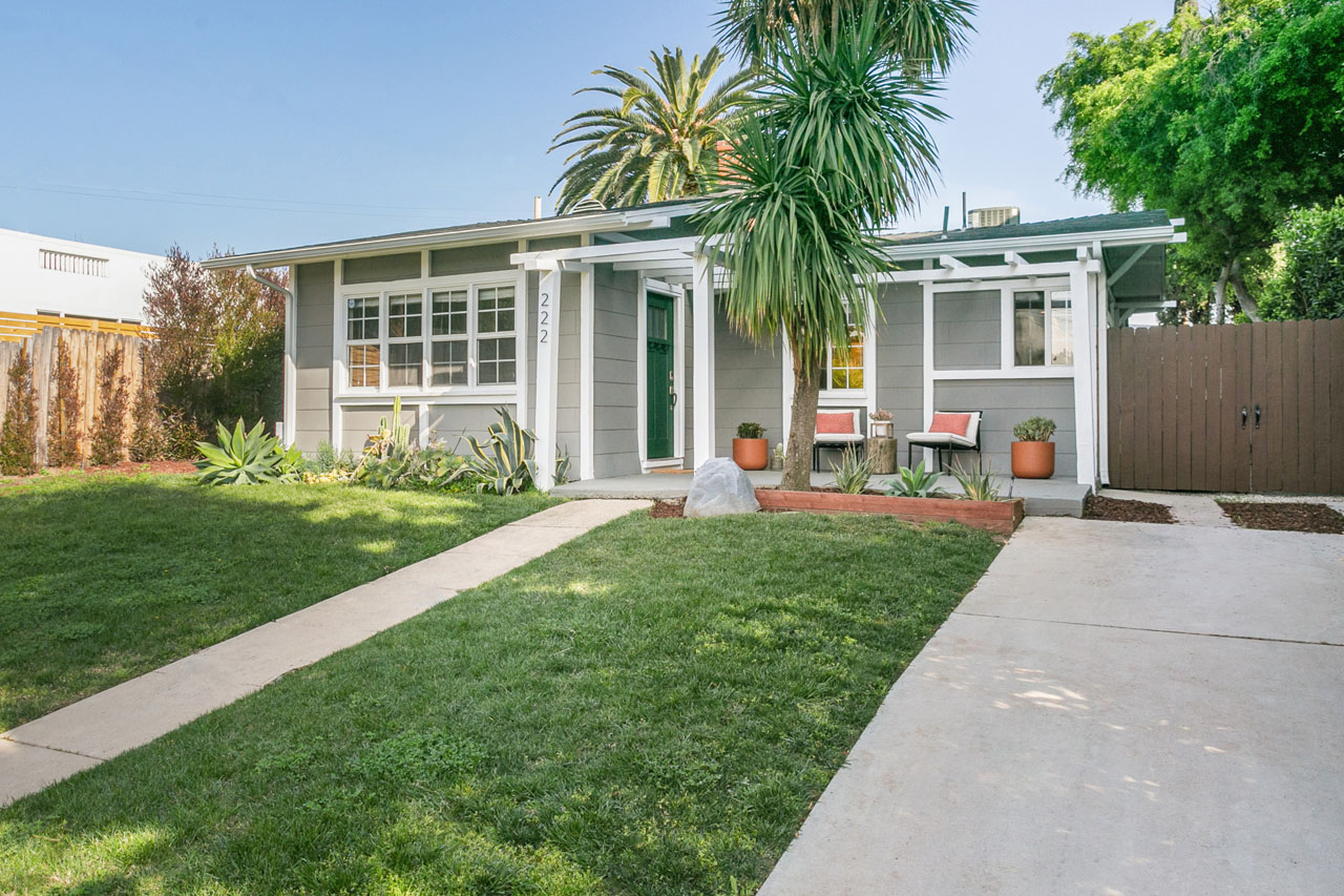222 Hamlet St Highland Park 90042 Home for Sale Tracy Do Compass Real Estate