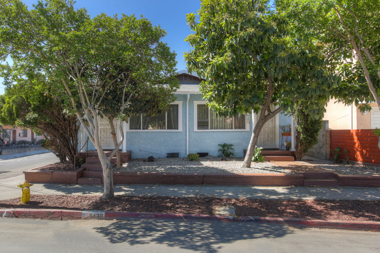 5428 & 5430 Meridian St Highland Park Duplex for Sale Tracy Do Compass Real Estate