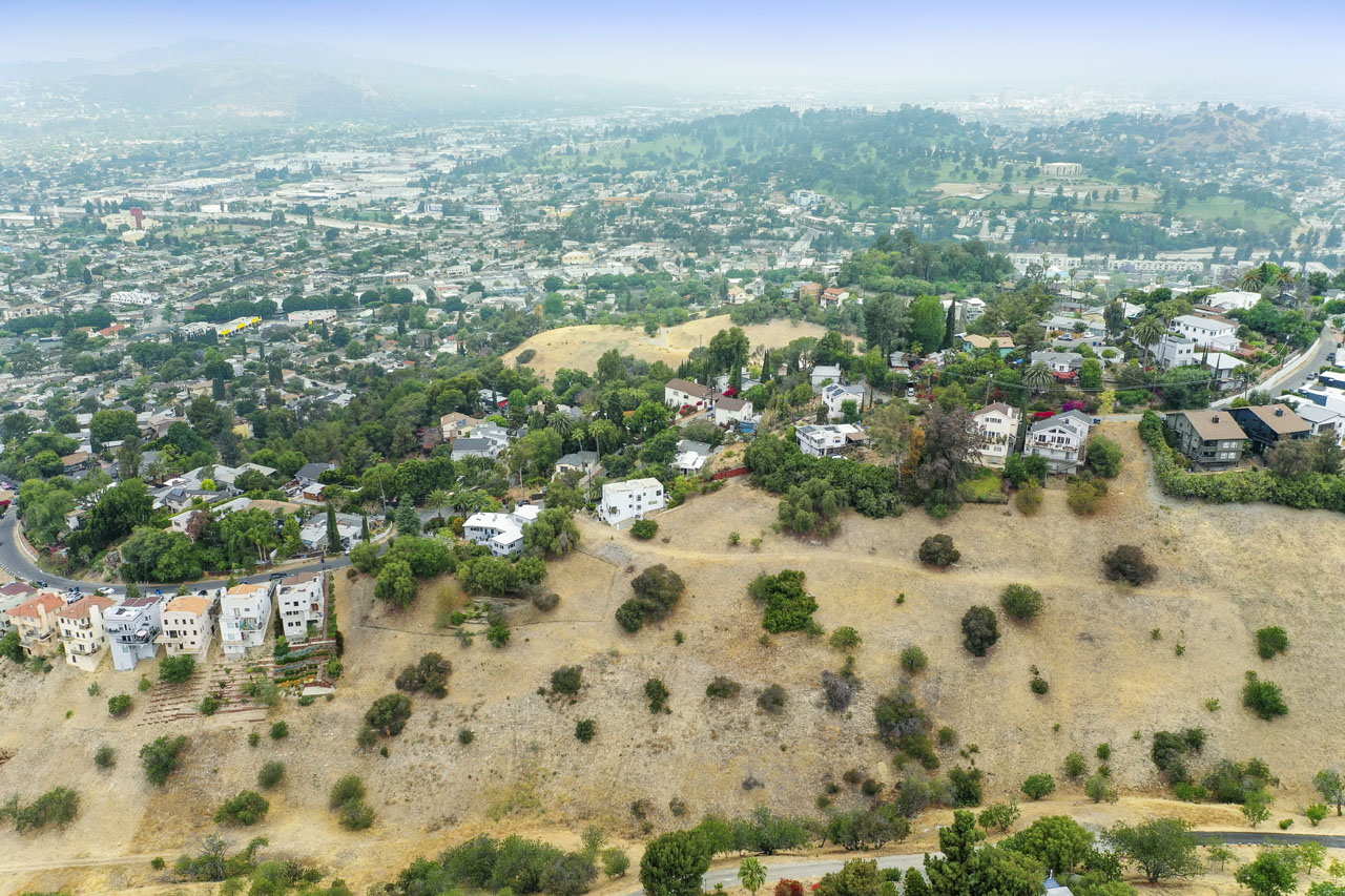 3713 N Parrish Ave Glassell Park Land for Sale Tracy Do Compass Real Estate