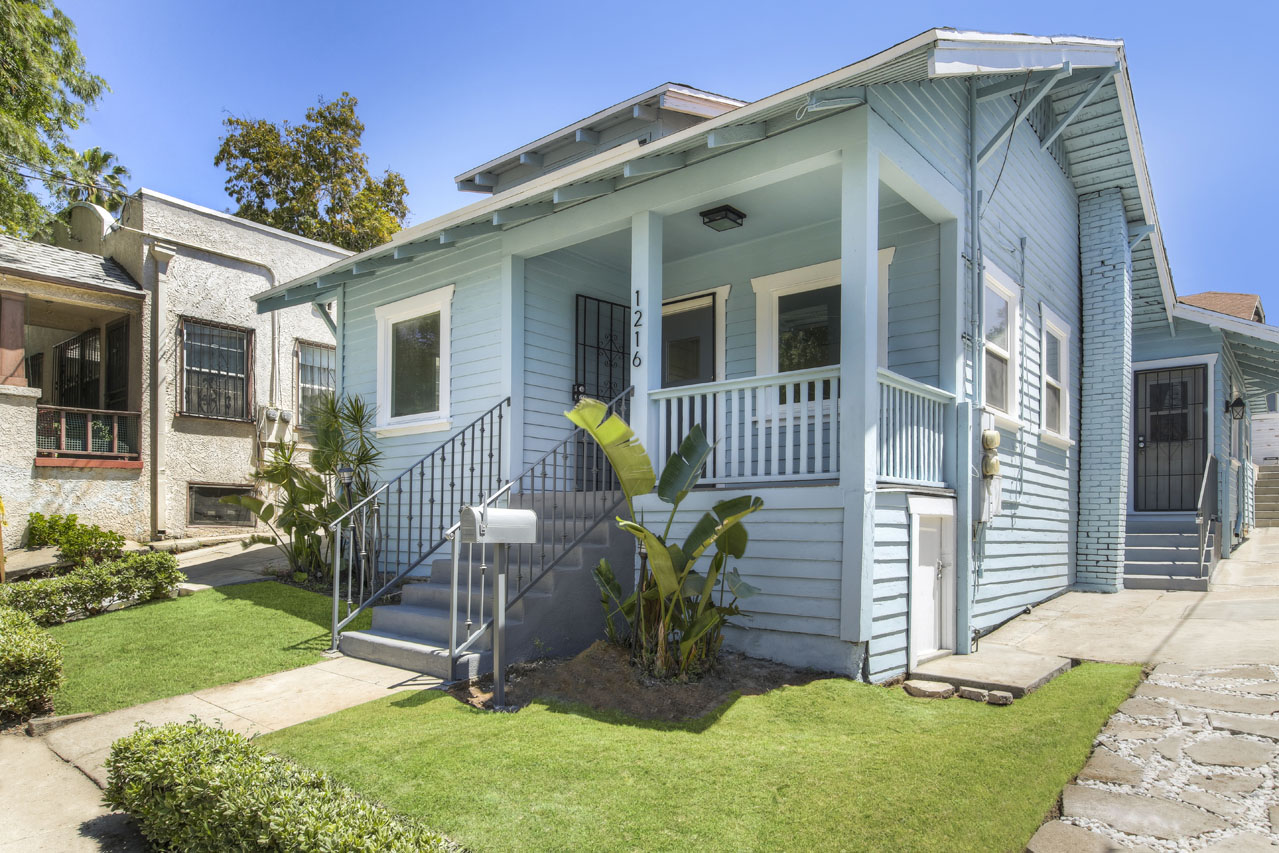 1216 Mohawk St Echo Park Home for Rent Tracy Do Compass Real Estate