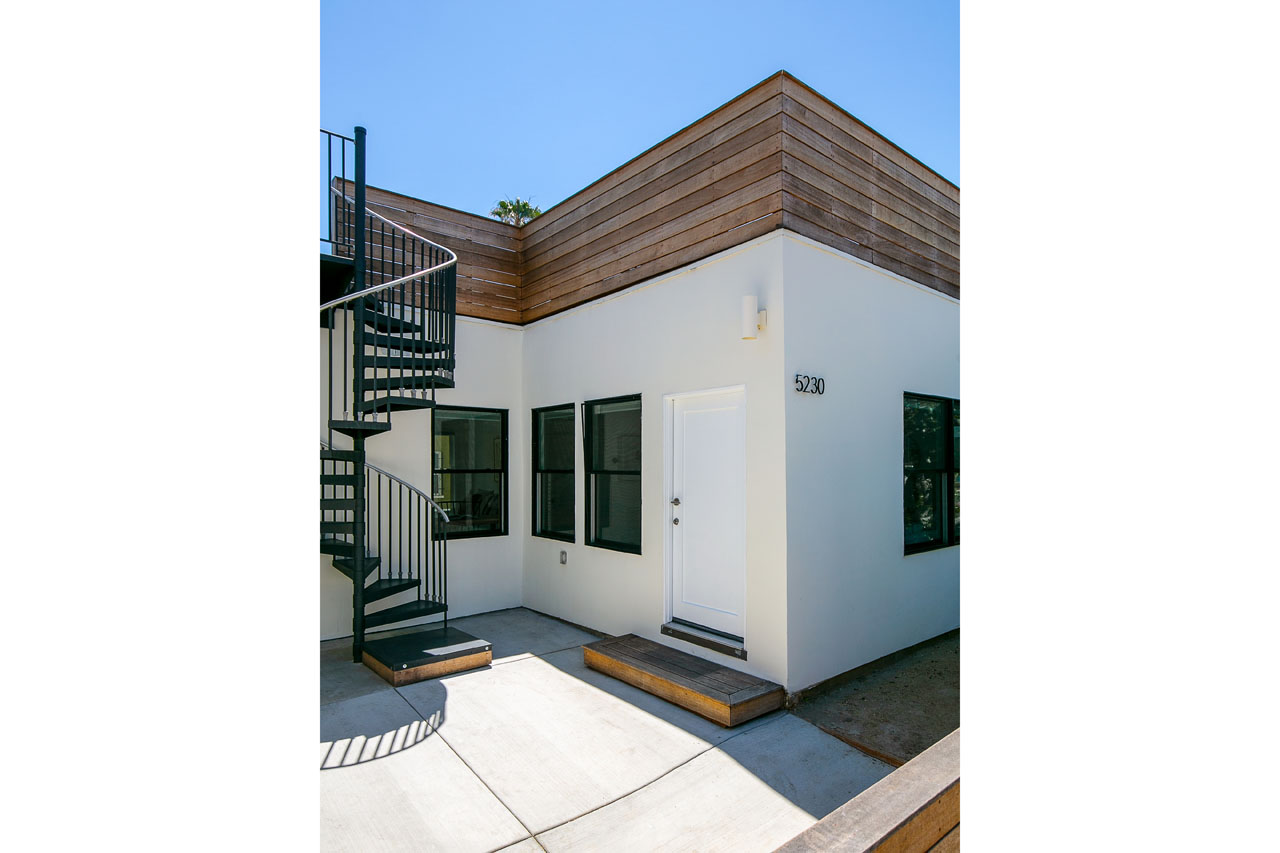 5228 & 5230 De Longpre Ave Hollywood Duplex for Sale Tracy Do Compass Real Estate
