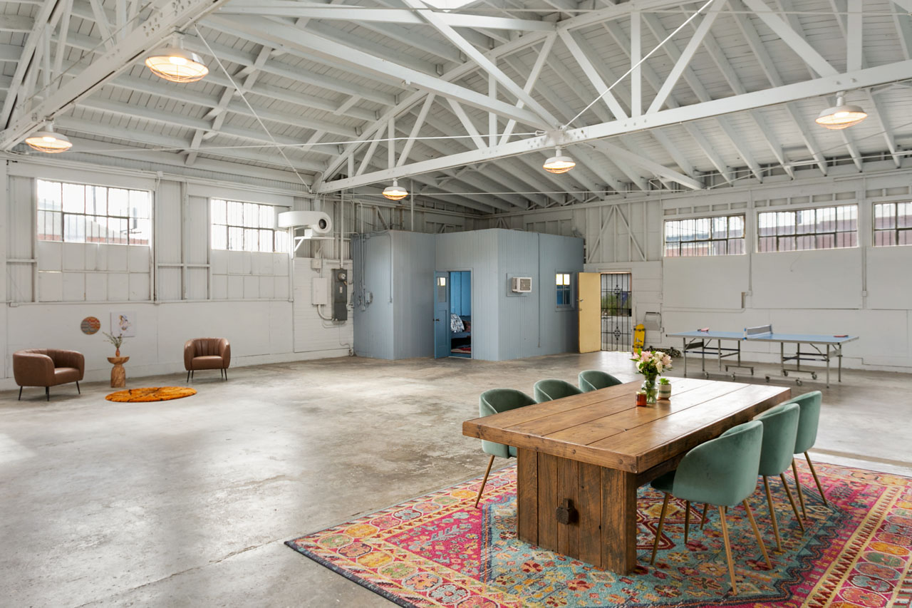 2618 E 54th St Huntington Park Mixed-Use Warehouse for Sale Tracy Do Compass Real Estate