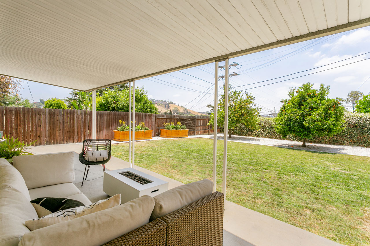 4640 Richelieu Terrace El Sereno House for Sale Tracy Do Compass Real Estate