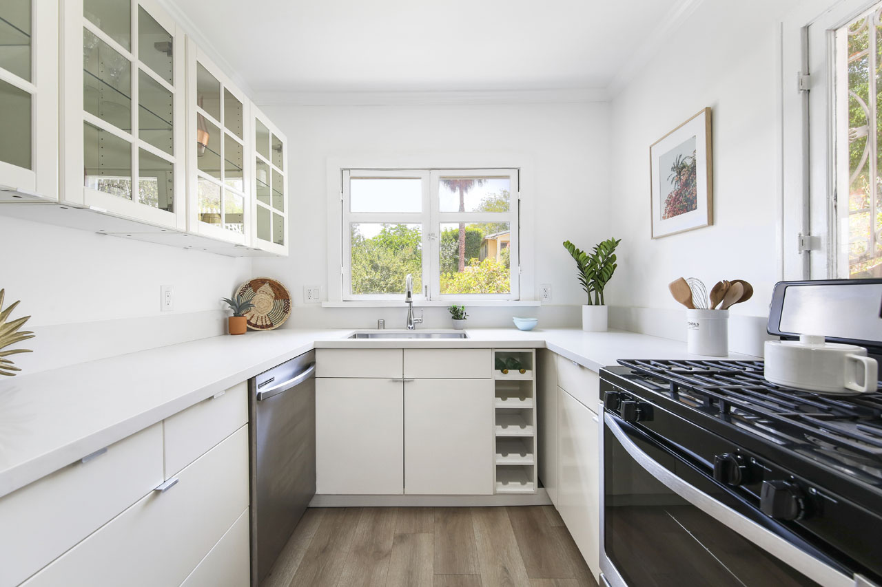 1615 & 1617 Champlain Terrace Echo Park Income Property for Sale Tracy Do Compass Real Estate