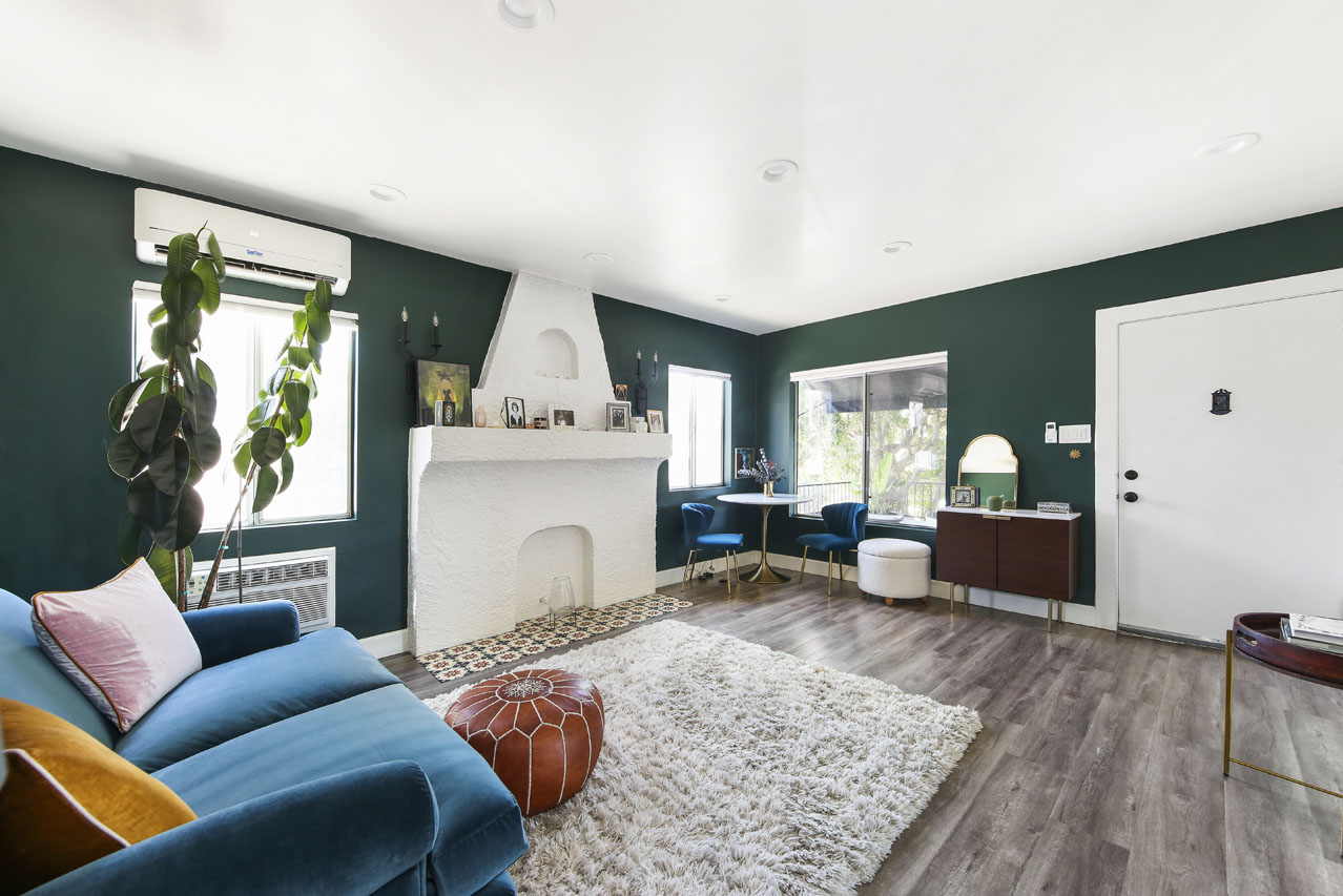 321 & 323 N Vendome St Silver Lake Duplex for Sale Tracy Do Compass Real Estate