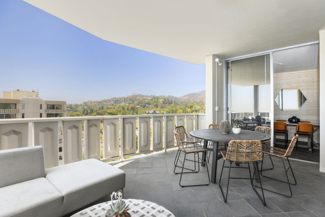 4411 Los Feliz Blvd #1401 Los Feliz Penthouse Condo for Sale Tracy Do Compass Real Estate