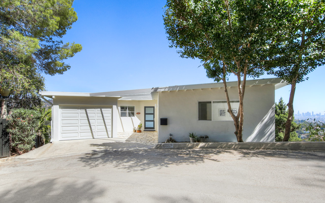 2860 Durand Dr Beachwood Canyon Home for Sale Tracy Do Compass Real Estate