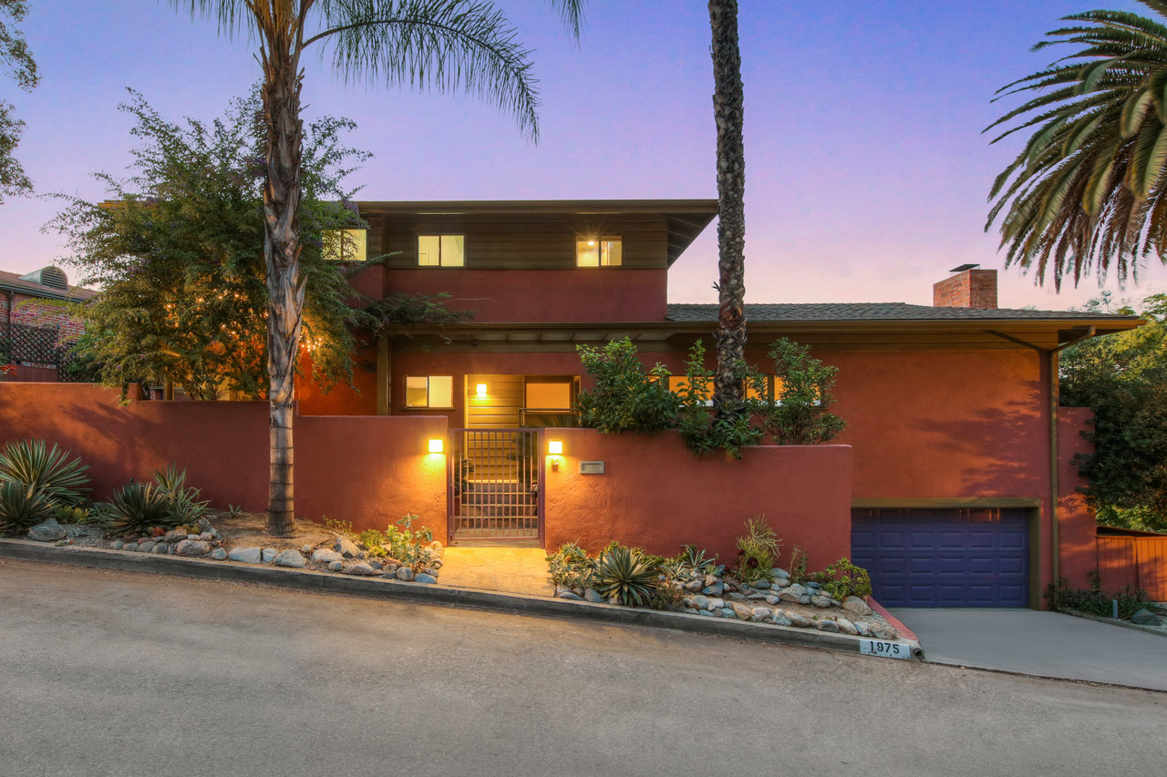 1975 Micheltorena St Silver Lake Home for Sale Tracy Do Compass Real Estate
